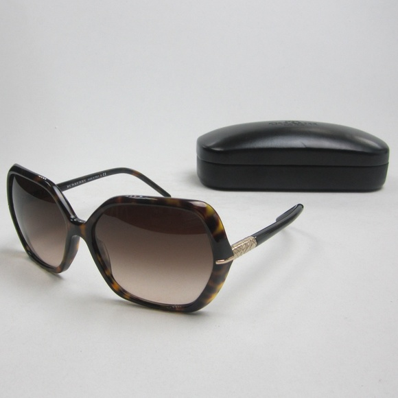 7aa7232329a Burberry Accessories - Burberry B4107 3002 13 Sunglasses Italy STE511